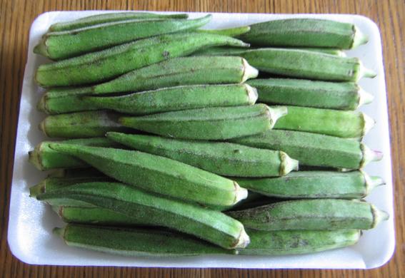 Okra ricette scorrette for Gombo ricette